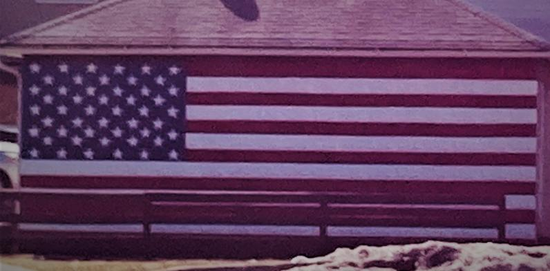 State Street American Flag