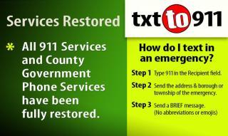 911 Restored