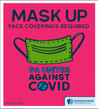 Mask Up PA Covid Resources