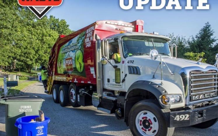 Penn Waste Update